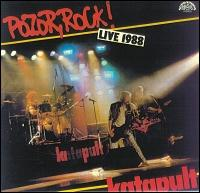 CD Pozor, rock! live 1988 + bonus